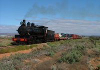 Recreation Ghan Express