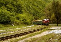 The Septemvri-Dobrinishte mountain narrow gauge railway