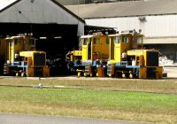 Mossman Mill locomotives