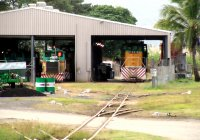 Loco Shed Mulgrave Mill