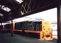 DJ3424 Dunedin Station