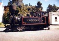 Kaitangata at Shanty Town.