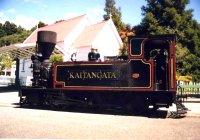 Kaitangata at Shanty Town Station.