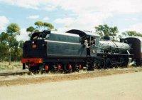 W901 nearing Orroroo