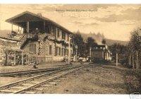 Evrykhou railway station