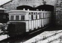 12 SEAT WICKHAM RAILBUS 1934