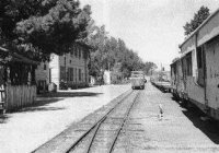Famagusta Railway station 1952