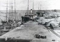 Famagusta harbour 1905