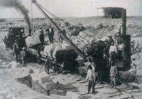Famagusta harbour works