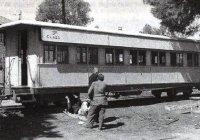 THIRD CLASS wagon 1920