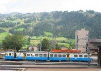 MOB unit 4002 at Zweisimmen